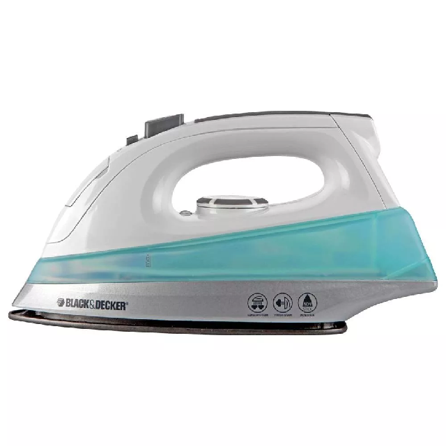 Black and Decker Iron BDIRBD02LA