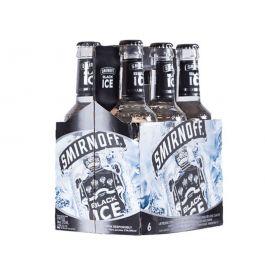 Smirnoff Black Ice 275 ml 6 Pack