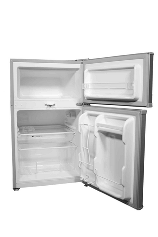 Blackpoint 6 CB Metallic Frost Elite Series Refrigerator