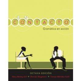 Stock Image En contacto: Gram?tica en acci?n (with Audio CD)