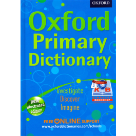 Oxford Primary Dictionary (Hardback)