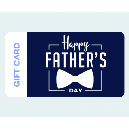 Bowtie Father's Day Gift Card $2,000.00 - $5,000.00