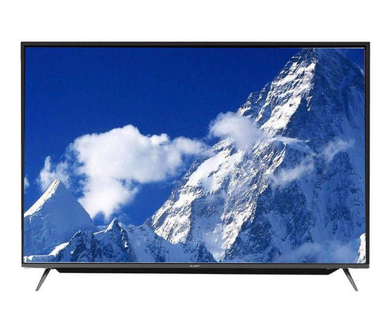 """Blackpoint 55"""" Smart HD Tv with Soundbar 2 Remotes and Magic Remote"""
