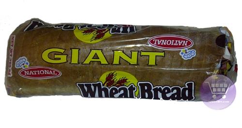 National Giant Bran Weekender Slice Bread