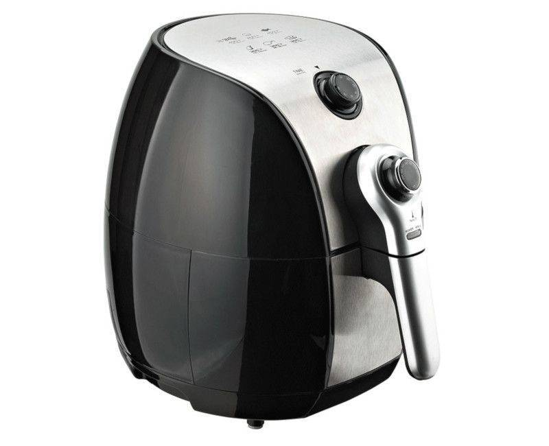 Brentwood Select 3 4Qt  1500 Watt Healthy Cooking Air Fryer