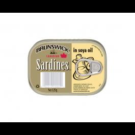 Brunswick Sardines Regular Gold
