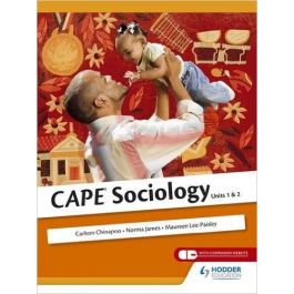 Cape Sociology Units 1 & 2