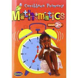 Caribbean Primary Maths Pupil Book Level 2A