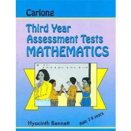 Carlong Third Year Assessment Tests Mathematics