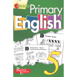 Primary English  5 Revised Edition