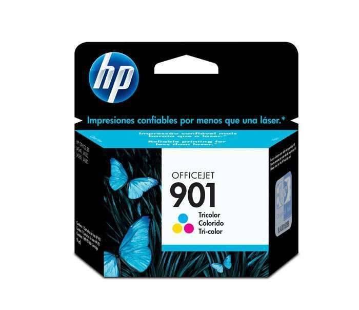 HPc CC656AL #901  Tri-color Ink  360 pages