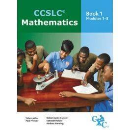 CCSLC Mathematics Bk1 Mod 1-3