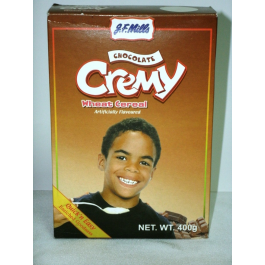 JF Mills Creamy Chocolate  Cereal 400 grams