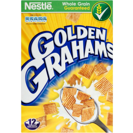 Nestle Golden Grahams  Cereal 340G