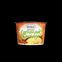 Grace Instant Cornmeal Porridge Cereal 60 Grams
