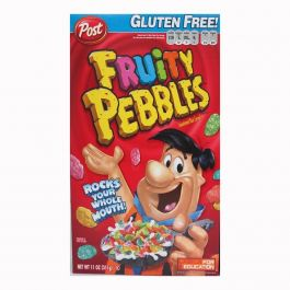 Post Fruity Pebbles Cereal 11 OUNCES
