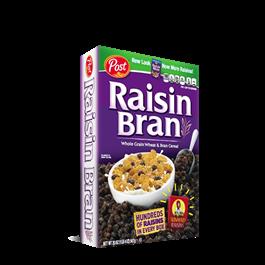 Post Raisin Bran Cereal 20 Ounces