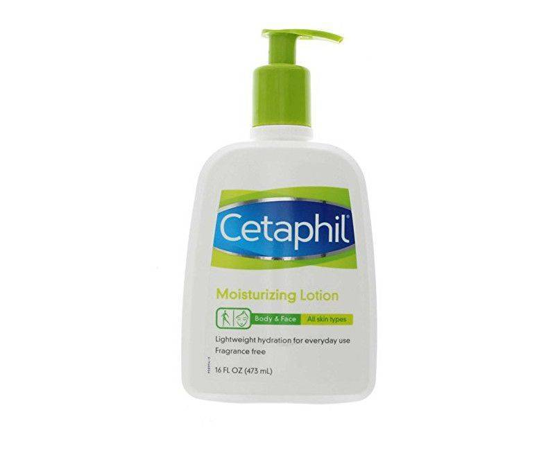 Cetaphil Face & Body Moisturizing Lotion - 16 Fl. Oz. - For All Skin Types