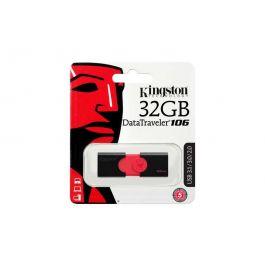Kingston DataTraveler 106 - USB flash drive - 32 GB Kingston