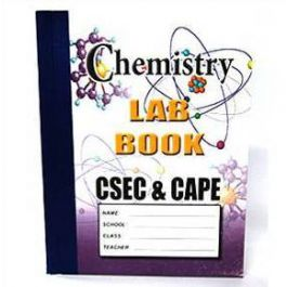Practical Chemistry Notebook for S.B.A