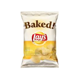 Baked  Lays Chips 6 Ounces