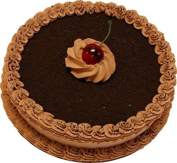Torta Sofisticado Chocolate Mocha Cake