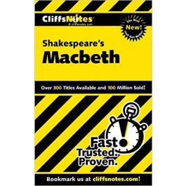 CliffsNotes on Shakespeare's Macbeth by Alex Went