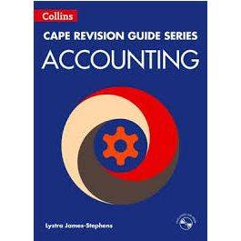 Collins Cape Revision Guide Series Accounting