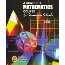 A Complete Mathematics Course Book 1