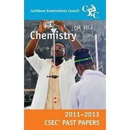 CSEC Past Papers 2011-2013 Chemistry