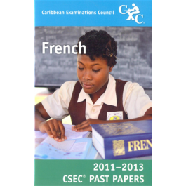 Csec Past Papers 2011 2013 French 1 Jpg