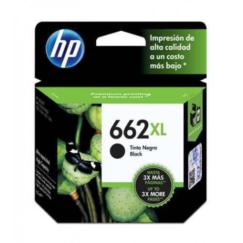HPc CZ105AL 662XL Black Ink Cartridge 360 pages