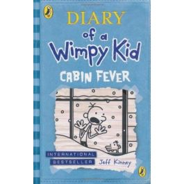 Diary of a Wimpy Kid Cabin Fever by Jeff Kinney