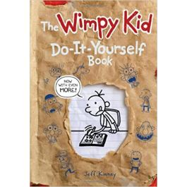 Diary of a Wimpy Kid Do it Yourself Book by Jeff Kinney