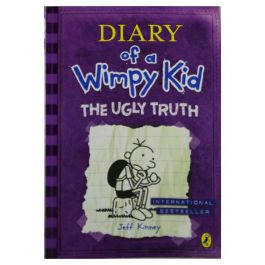 Diary of a Wimpy Kid The Ugly Truth by Jeff Kinney