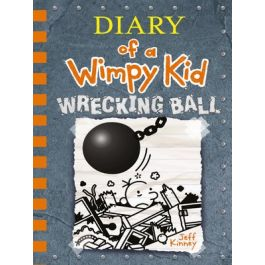 Diary of a Wimpy Kid Wrecking Ball by Jeff Kinney
