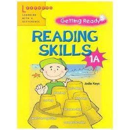 Getting Ready Reading Skill 1A