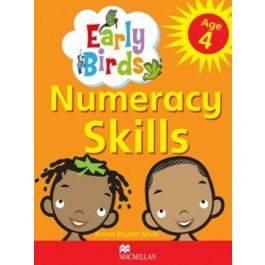 Early Bird Numeracy Skills Age 4