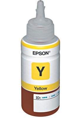 Epson L200 Yellow Ink T664420AL