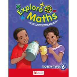 Explore Mathematics for the National Standards Curriculum Student's Book 6 by Lisa Greenstein
