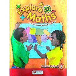 Explore Mathematics for the National Standards Curriculum Workbook 5 by Lisa Greenstein