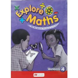 Explore Mathematics for the National Standards Curriculum Workbook 4 by Lisa Greenstein