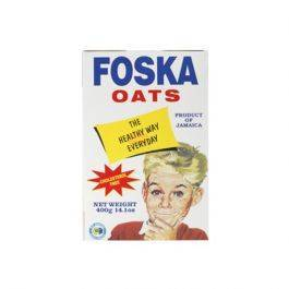 Foska Oats 3 Packs of 400G