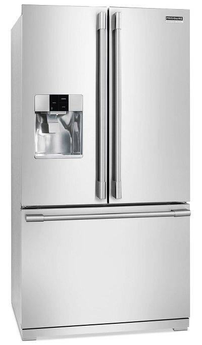Frigidaire FPBS2777RF Professional 27 Cu.Ft. French Door Refrigerator