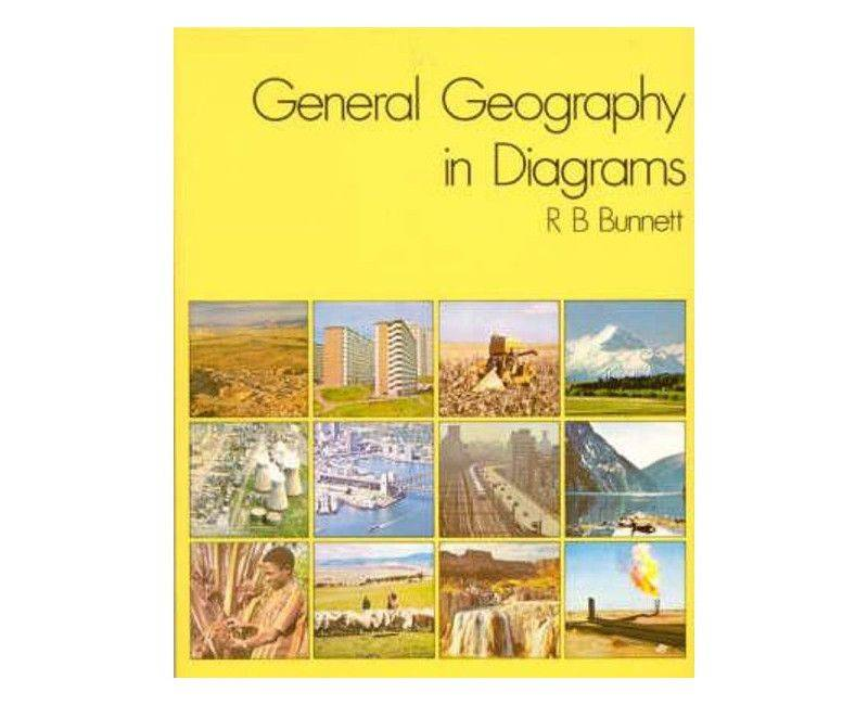 General Geography In Diagrams R. B. Bunnett