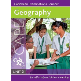 Geography CAPE Unit 2 CXC Study Guide