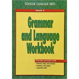 Grammar and Language Workbook Grade 9 by McGraw-Hill