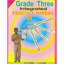 Grade 3 Integrated Practice Paper by Maxine Powell