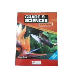 Grade 9 Sciences for Jamaica Physics, Biology, Chemistry by Tania Chung