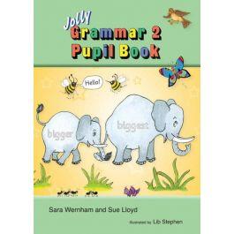 Jolly Grammar Pupil Book 2 by Sara Wernhem & Sue Lloyd